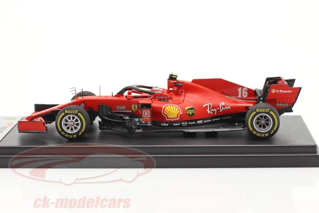 C. Leclerc Ferrari SF1000 #16 2nd Österreich GP Formel 1 2020 1:43 LookSmart