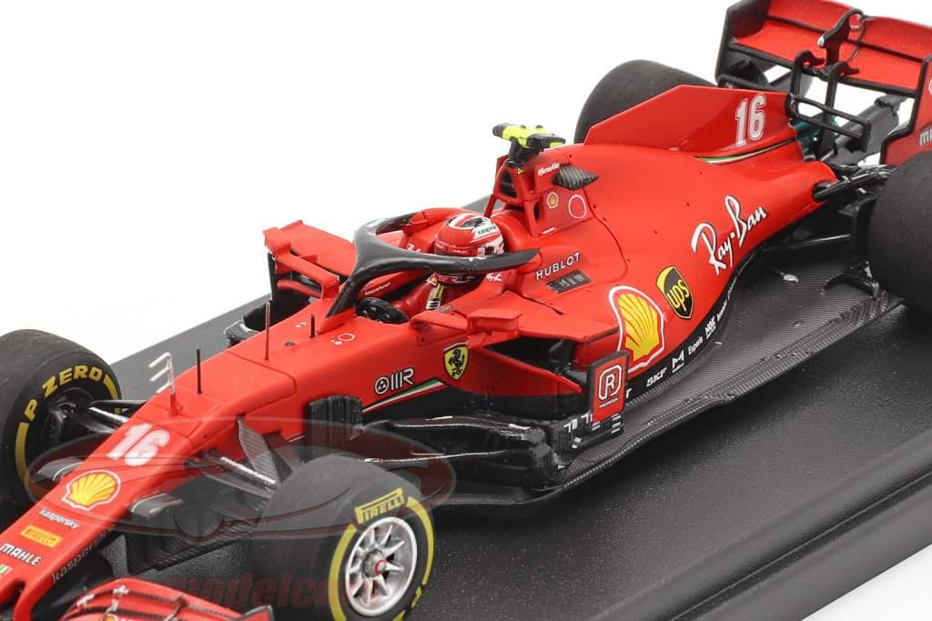 Charles Leclerc Ferrari SF1000 #16 2e autrichien GP formule 1 2020 1:43 LookSmart