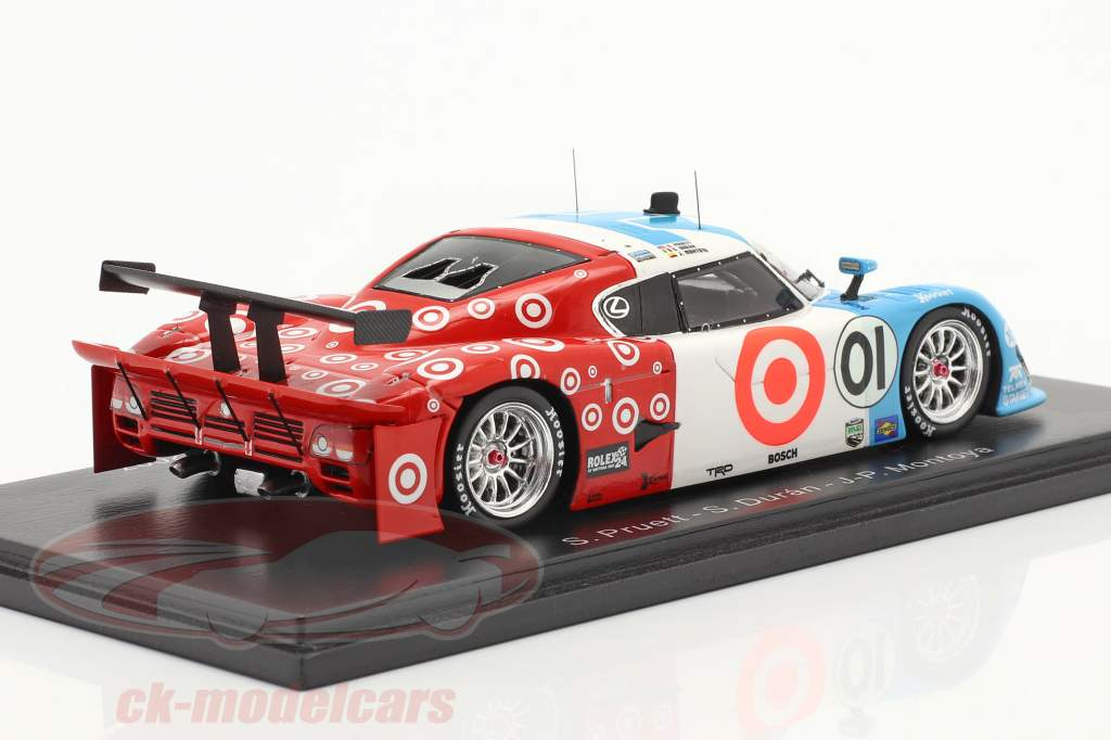 Riley Mk XI #01 Winner 24h Daytona 2007 Montoya, Pruett, Duran 1:43 Spark