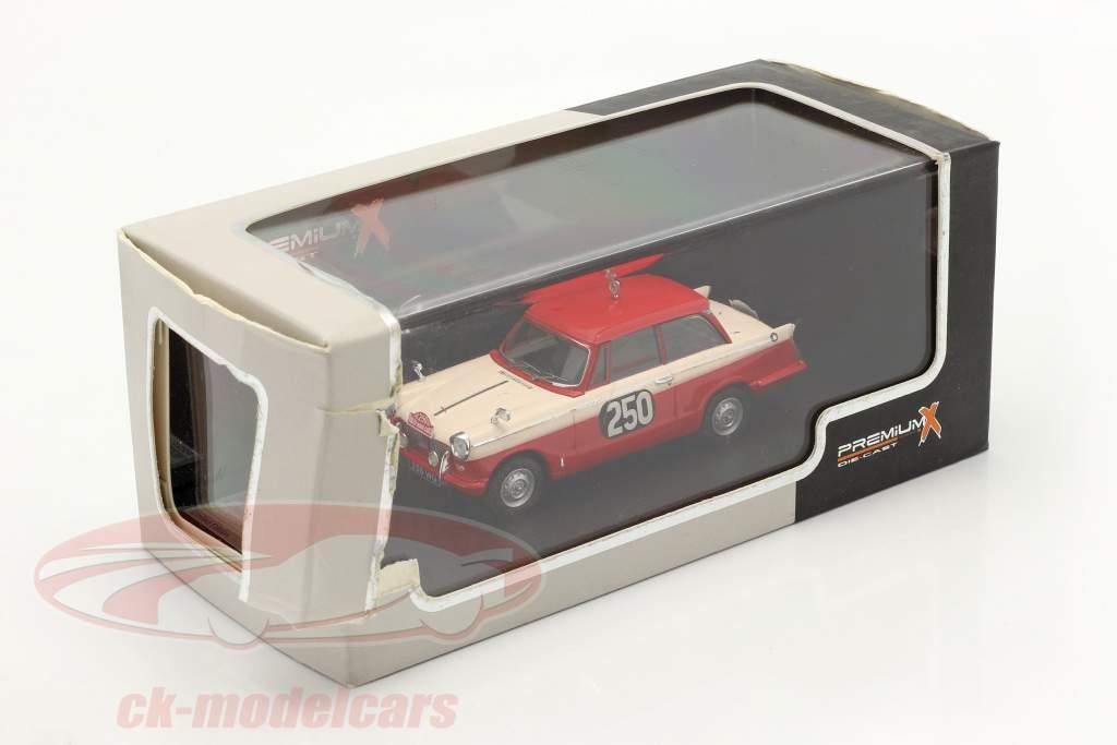 Triumph Herald Saloon #250 rally Monte Carlo 1960 1:43 Premium X / 2. scelta