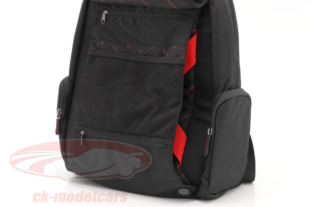 Rucksack Porsche Motorsport Collection schwarz