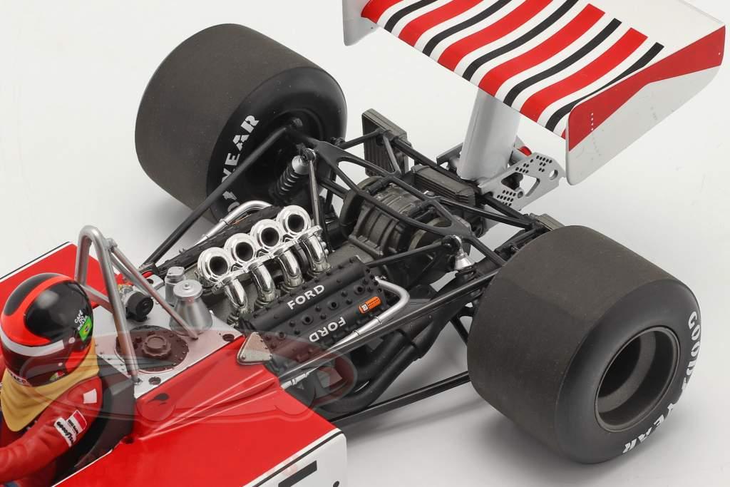 Emerson Fittipaldi McLaren-Ford M23 #5 formula 1 World Champion 1974 1:18 Minichamps