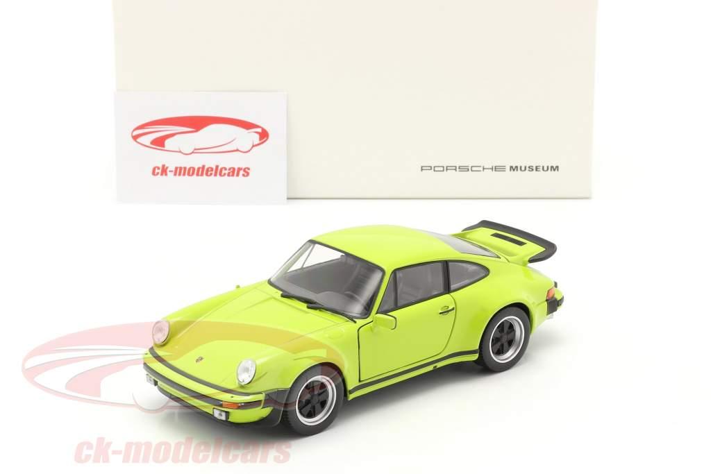 Porsche 911 (930) Turbo Ano 1975 cal 1:24 Welly