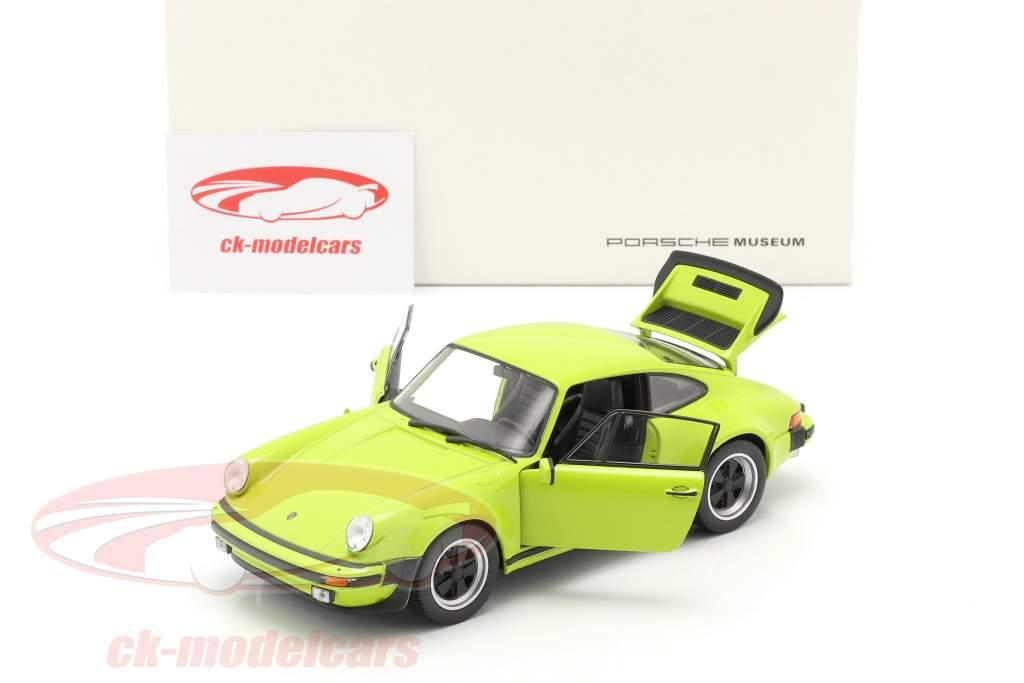Porsche 911 (930) Turbo Anno 1975 calce 1:24 Welly
