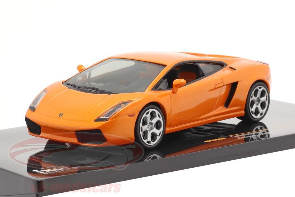 Lamborghini Gallardo Construction year 2003 orange 1:43 Ixo