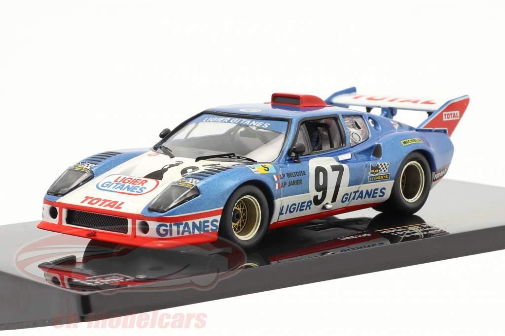 Maserati Ligier JS2 º 97 Beltoise, Jarier 24h LeMans 1975 1:43 Ixo