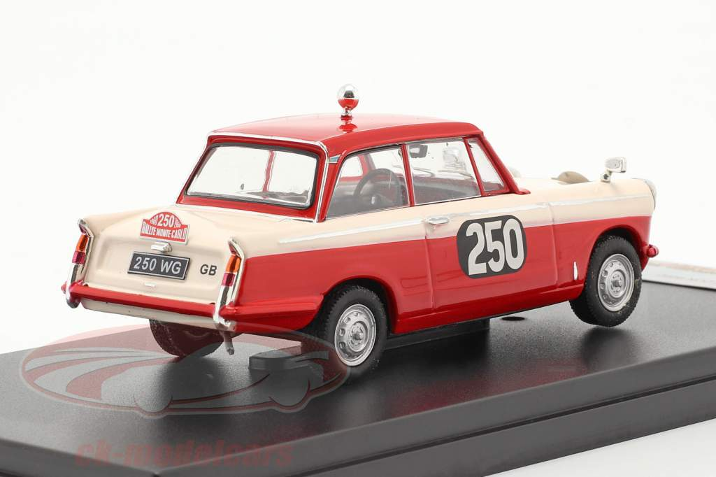 Triumph Herald Saloon #250 Rally Monte Carlo 1960 1:43 Premium X