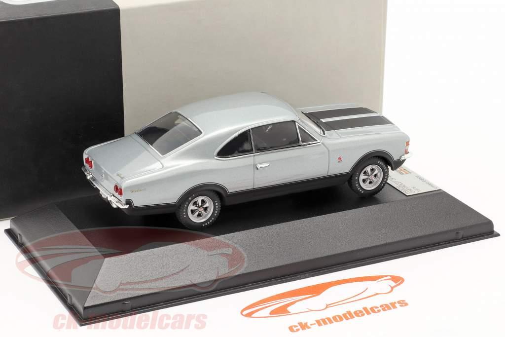 Chevrolet Opala SS Ano 1976 cinza preto 1:43 Ixo Prêmio X