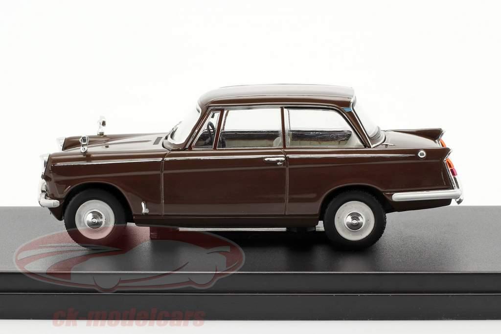 Triumph Herald Saloon Baujahr 1959 braun 1:43 Premium X