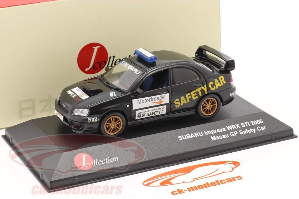 Subaru Impreza WRX STI Safety Car Macau GP 2006 1:43 JCollection / 2nd choice
