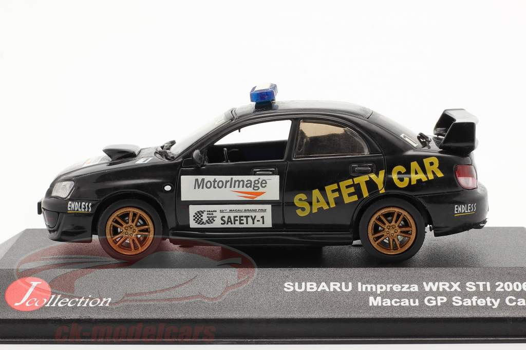 Subaru Impreza WRX STI Sicurezza Macchina Macau GP 2006 1:43 JCollection