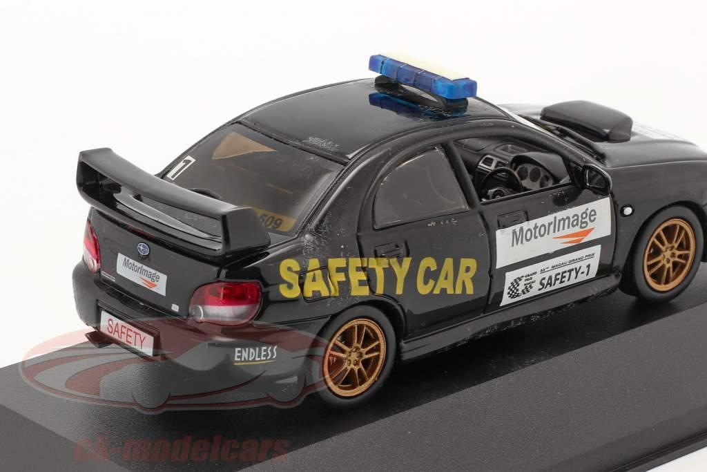 Subaru Impreza WRX STI Safety Car Macau GP 2006 1:43 JCollection / 2. Wahl