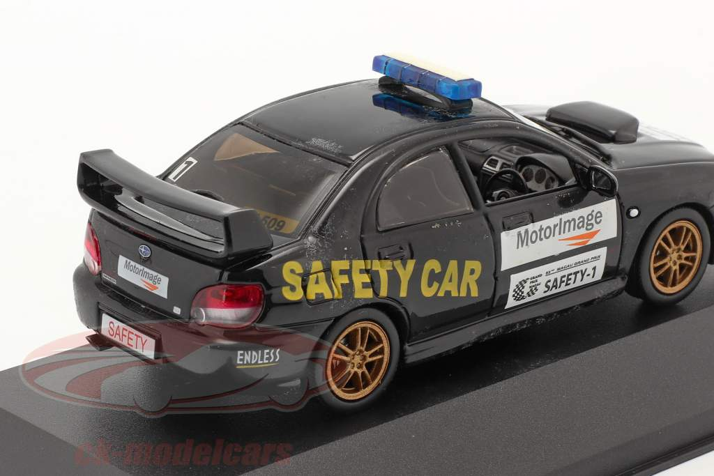 Subaru Impreza WRX STI Sicurezza Macchina Macau GP 2006 1:43 JCollection / 2. scelta