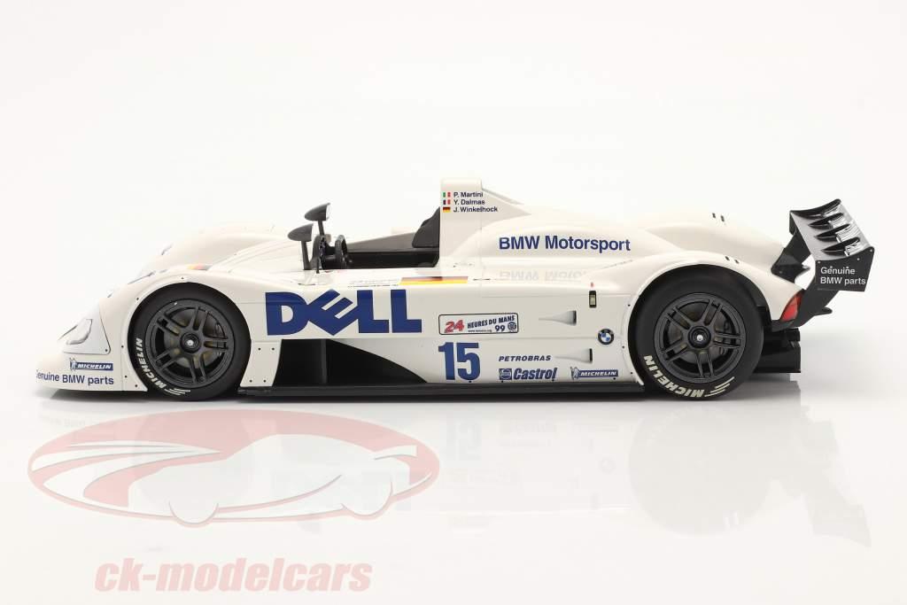 BMW V12 LMR #15 gagnant 24h LeMans 1999 BMW Motorsport 1:18 Minichamps