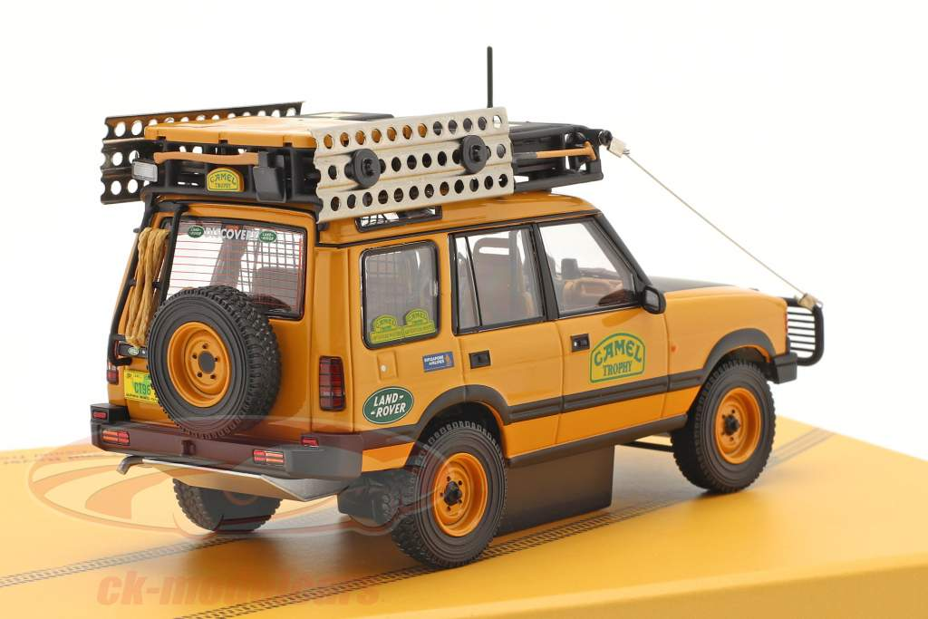 Land Rover Discovery Series I Camel Trophy Kalimantan 1996 1:43 Almost Real