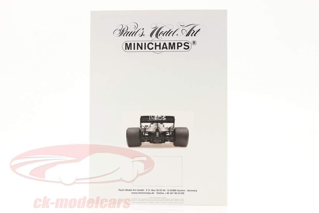 Minichamps Catalogus Editie 1 2021