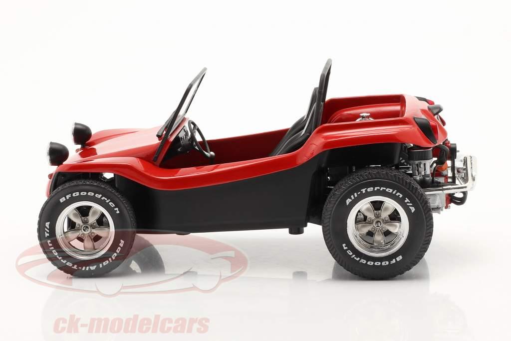 Meyers Manx Buggy Année de construction 1968 rouge 1:18 Solido