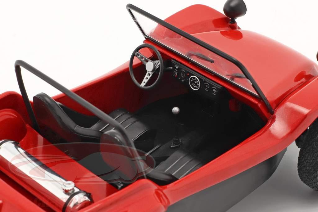 Meyers Manx Buggy Anno di costruzione 1968 rosso 1:18 Solido