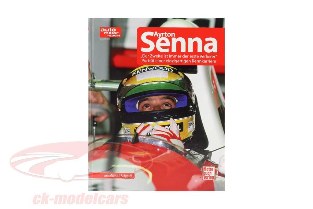 Bestil: Ayrton Senna - Det sekund er altid det først løsere
