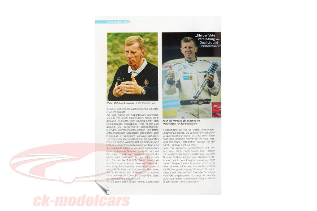 Bestil: Køre sporty og sikker med Walter Röhrl
