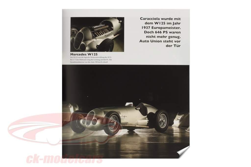 Libro: Ore di gloria. Il Mercedes formula 1 storia di successo