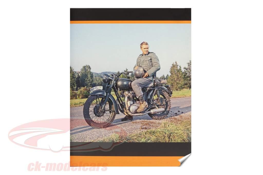 Bestil: Steve McQueen - Hans Motorcykler, hans løb
