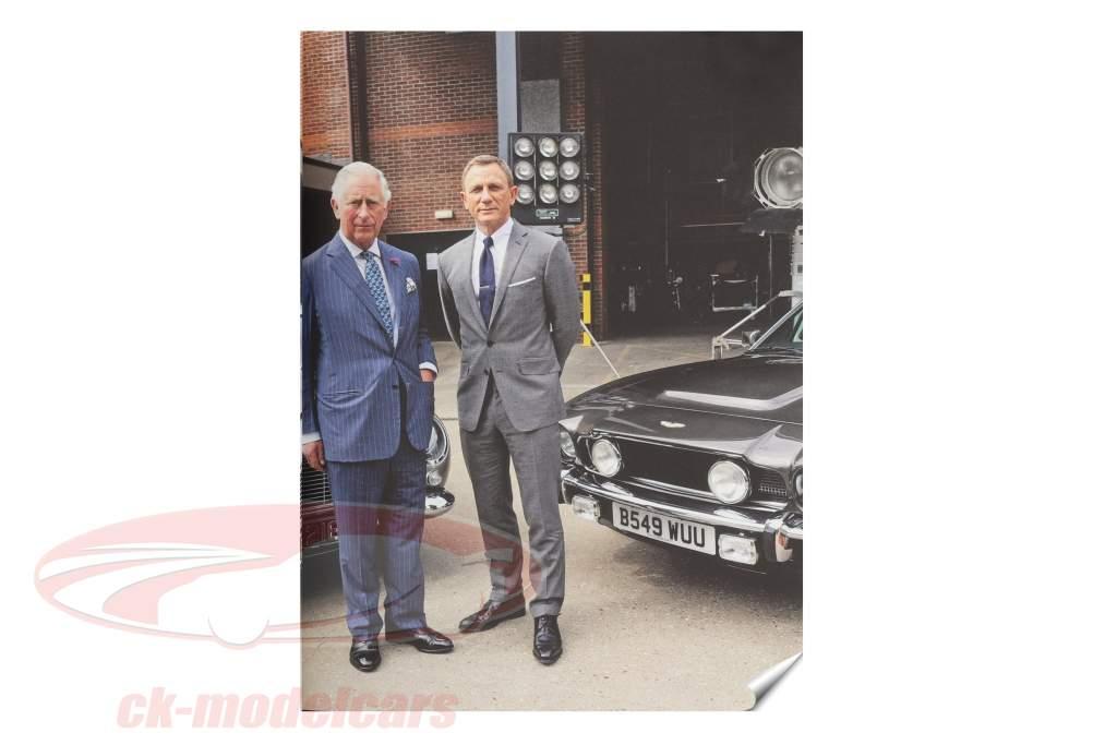 Bestil: Motorlegender: James Bond / ved Siegfried Tesche