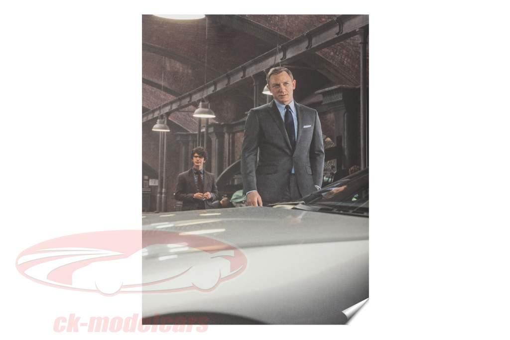 Boek: Motorlegendes: James Bond / door Siegfried Tesche