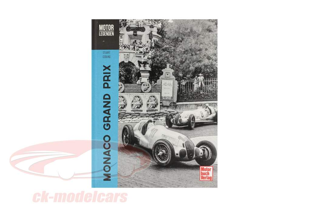 Bestil: Motorlegender: Monaco Grand Prix / ved Stuart Codling