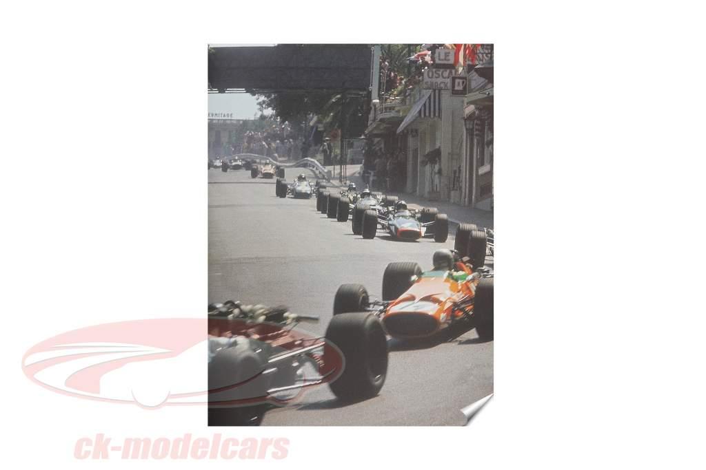 Book: Motor legends: Monaco Grand Prix / by Stuart Codling