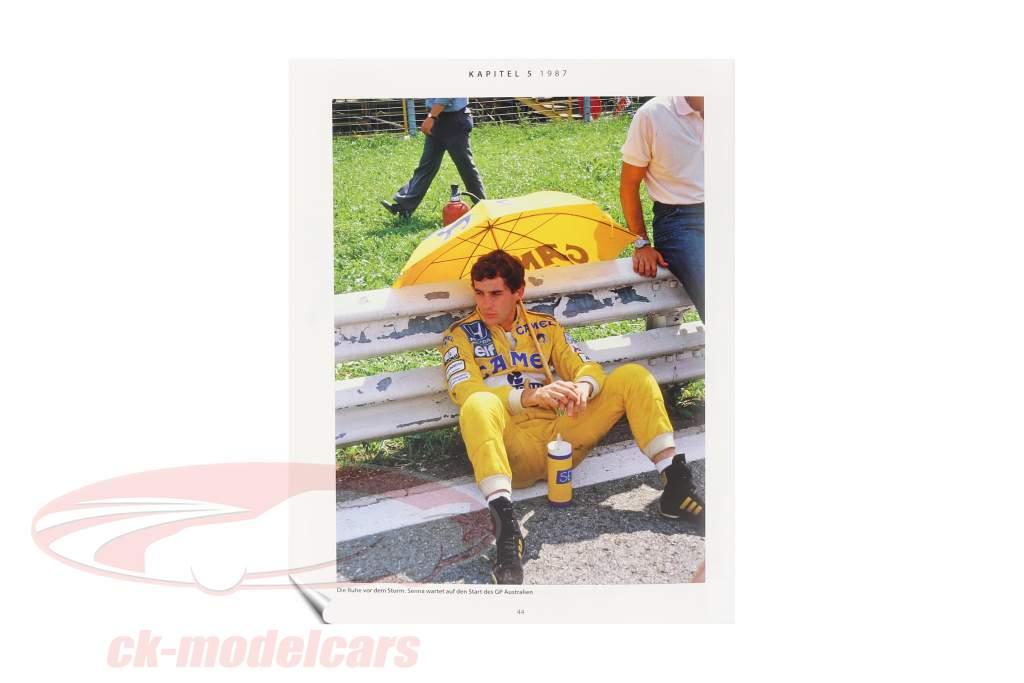 Livre: Ayrton Senna - Le deuxième est toujours le première plus lâche