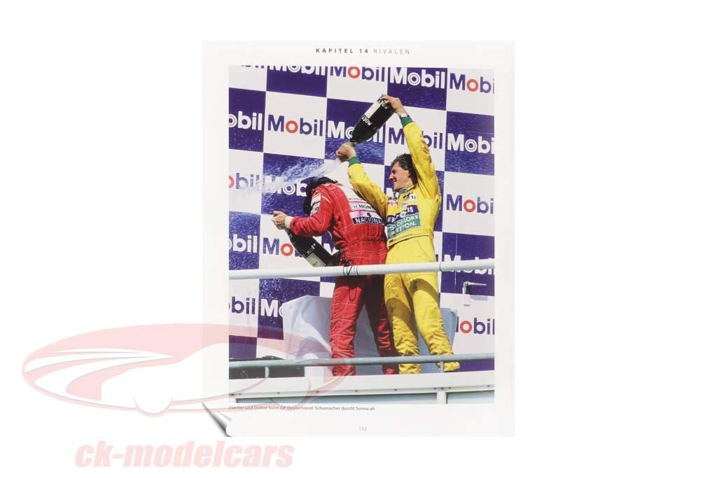 Libro: Ayrton Senna - los segundo es siempre la primero más suelto