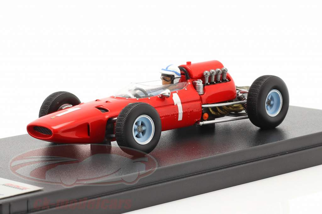 John Surtees Ferrari 158 #1 Belge GP formule 1 1965 1:43 LookSmart