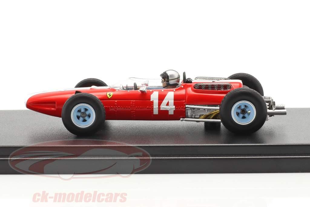 Pedro Rodriguez Ferrari 512 #14 Quinto EE.UU GP fórmula 1 1965 1:43 LookSmart