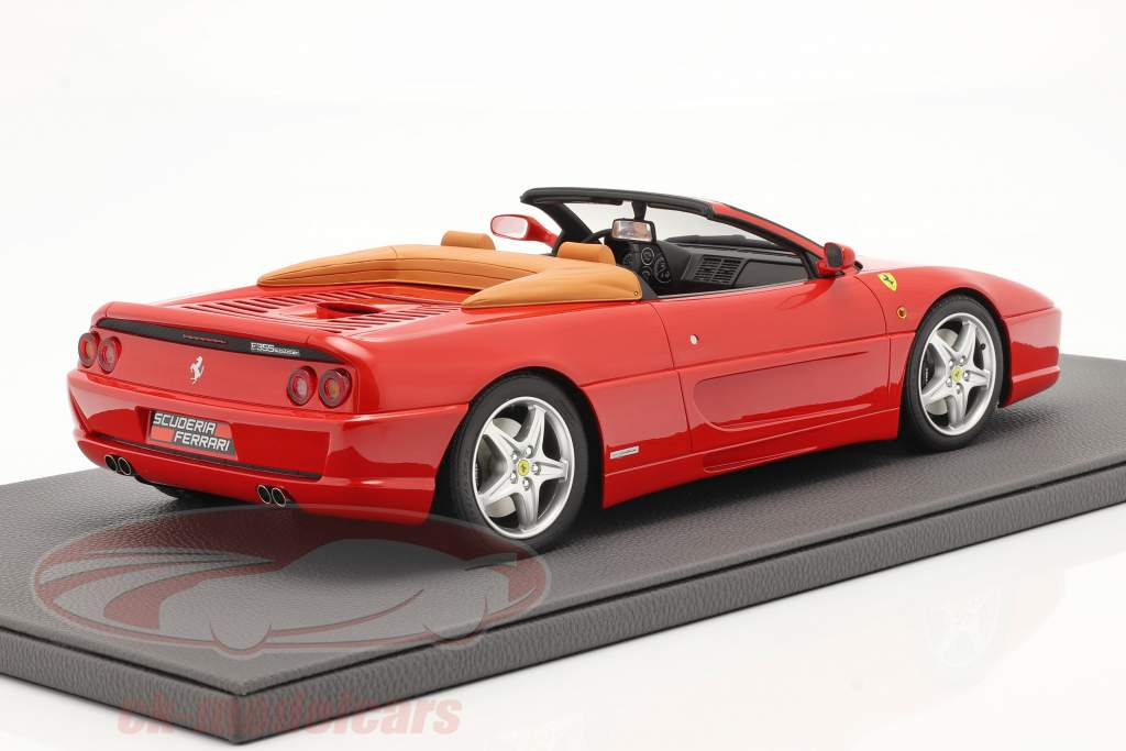 Ferrari F355 Spider Ano de construção 1994 corsa vermelho 1:12 TopMarques