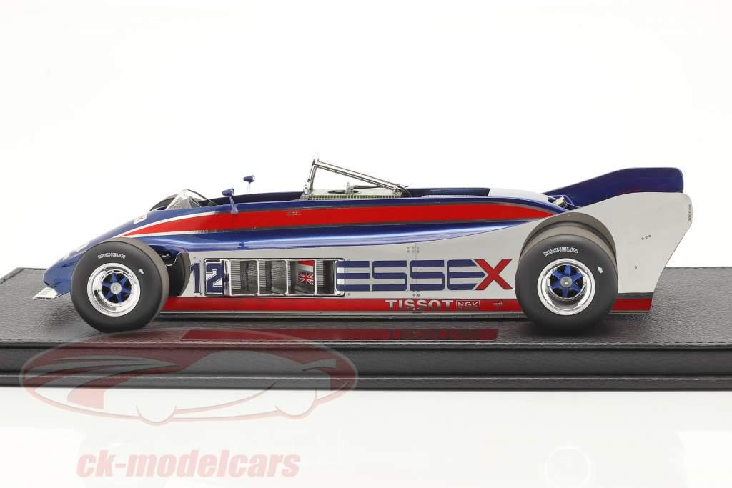 N. Mansell Lotus 88A #12 Pratica Long Beach GP formula 1 1981 1:18 GP Replicas