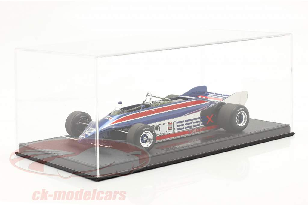 N. Mansell Lotus 88A #12 Práctica Long Beach GP fórmula 1 1981 1:18 GP Replicas