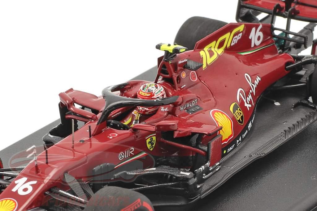 C. Leclerc Ferrari SF1000 #16 1000 GP Ferrari Toskana GP F1 2020 1:43 LookSmart