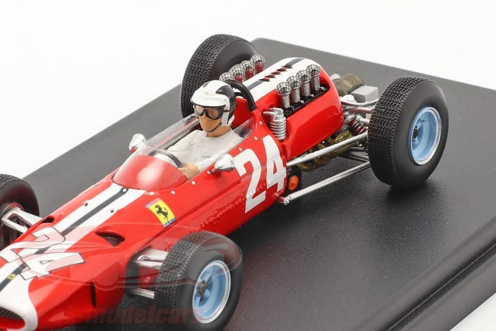 Bob Bondurant Ferrari 158 #24 VS GP formule 1 1965 1:43 LookSmart