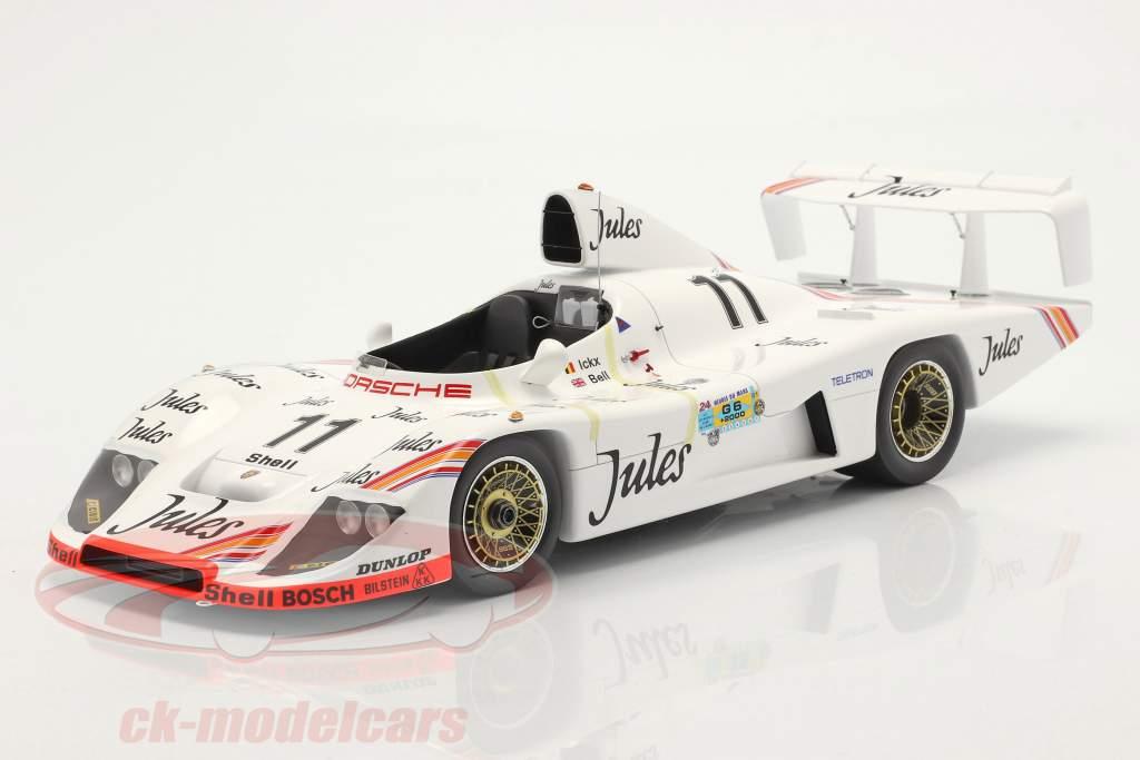 Porsche 936/81 #11 vencedora 24h LeMans 1981 Ickx, Bell 1:18 Spark
