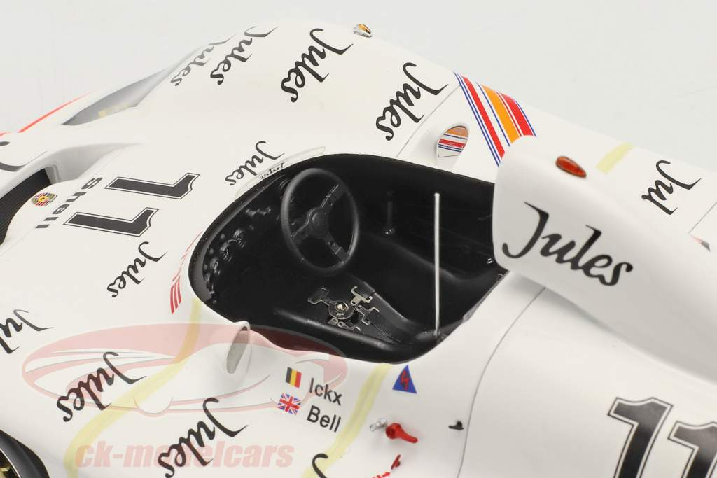 Porsche 936/81 #11 Sieger 24h LeMans 1981 Ickx, Bell 1:18 Spark