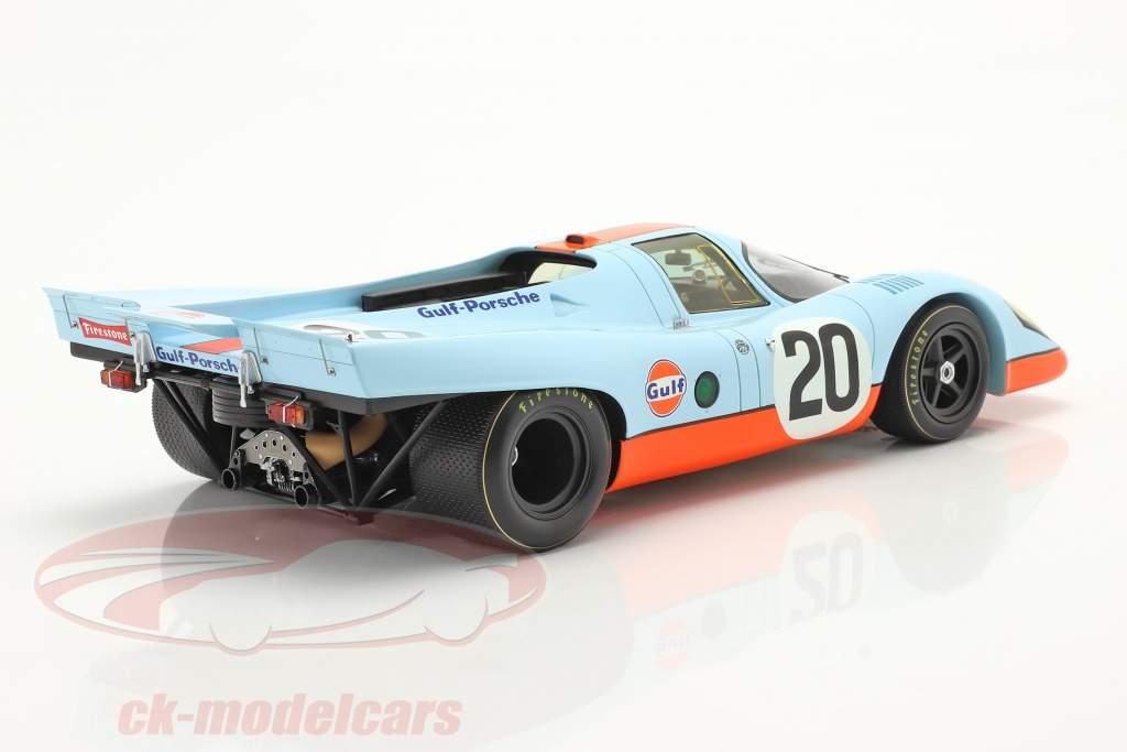 Porsche 917K #20 24h LeMans 1970 Siffert, Redman 1:18 Spark