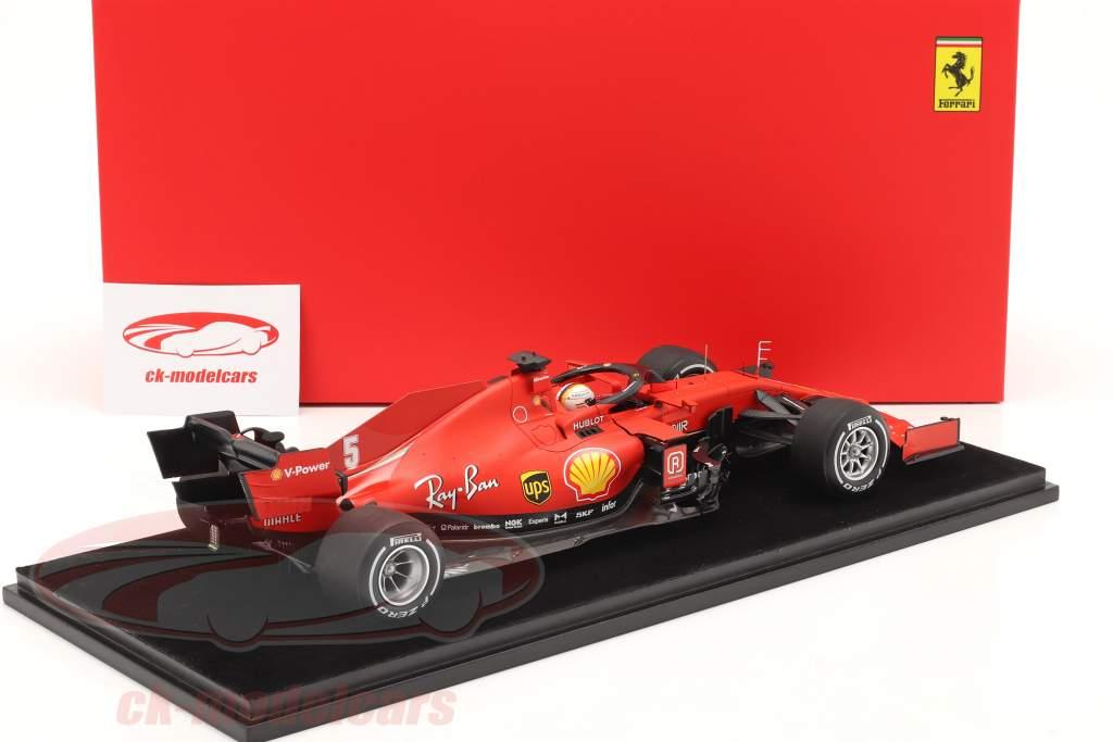 Sebastian Vettel Ferrari SF1000 #5 austriaco GP fórmula 1 2020 1:18 LookSmart