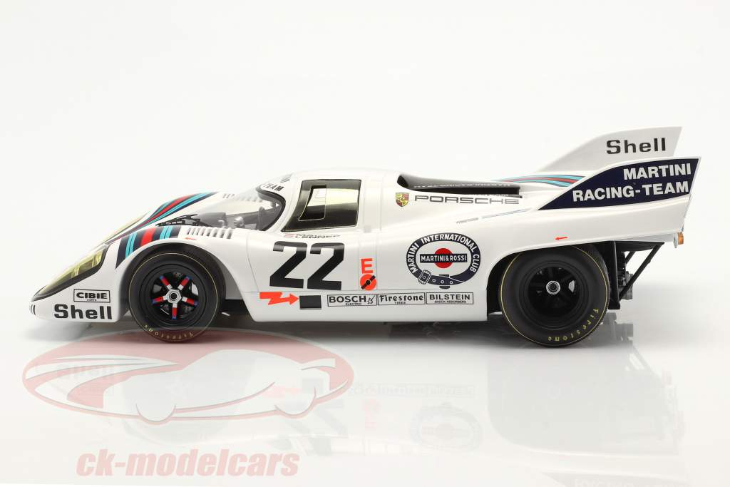 Porsche 917K #22 vincitore 24h LeMans 1971 Marko, van Lennep 1:18 Spark