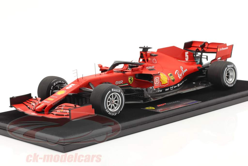 Sebastian Vettel Ferrari SF1000 #5 Österreich GP Formel 1 2020 1:18 LookSmart