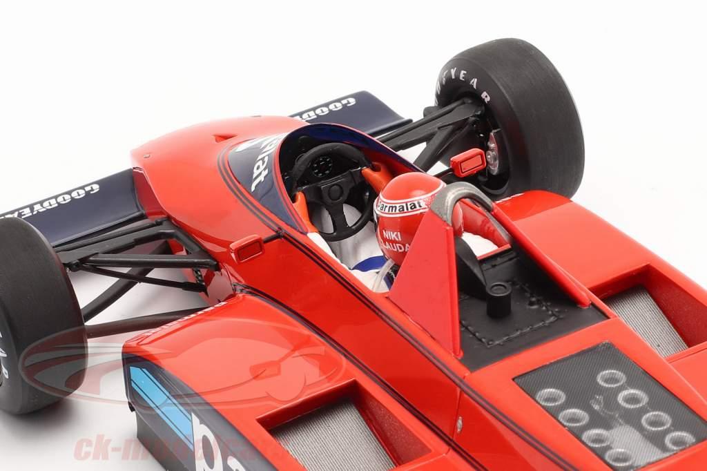 Niki Lauda Brabham BT49 #5 Practice Kanada GP Formel 1 1979 1:18 Spark