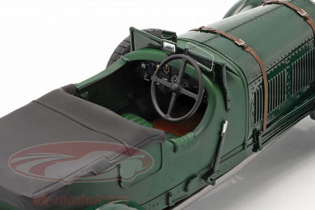 Bentley Speed Six #4 gagnant 24h LeMans 1930 Barnato, Kidston 1:18 Spark