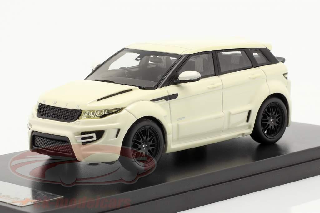 Range Rover Evoque da ONYX Anno 2012 bianco 1:43 Premium X