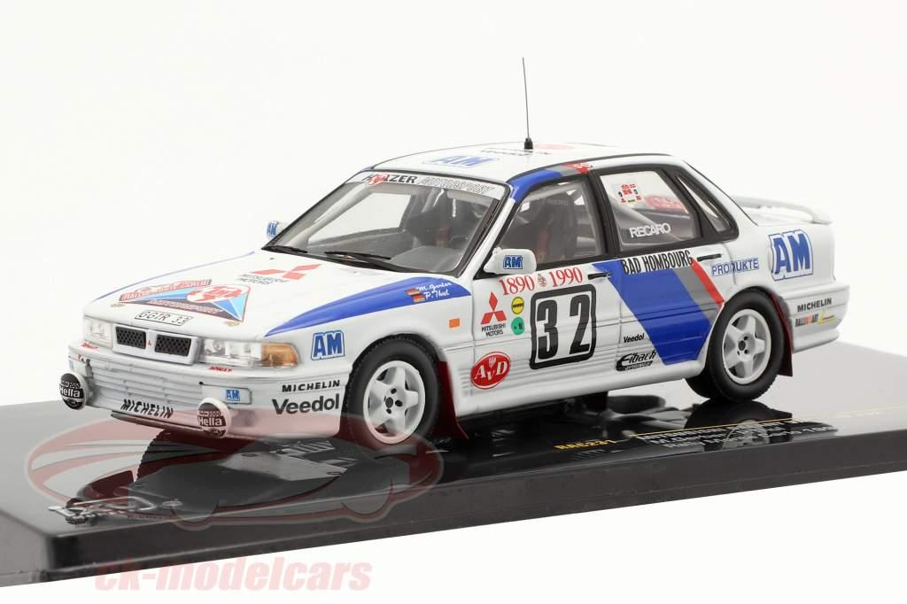 Mitsubishi Galant VR-4 Evo #32 Rallye Monte Carlo 1990 1:43 Ixo
