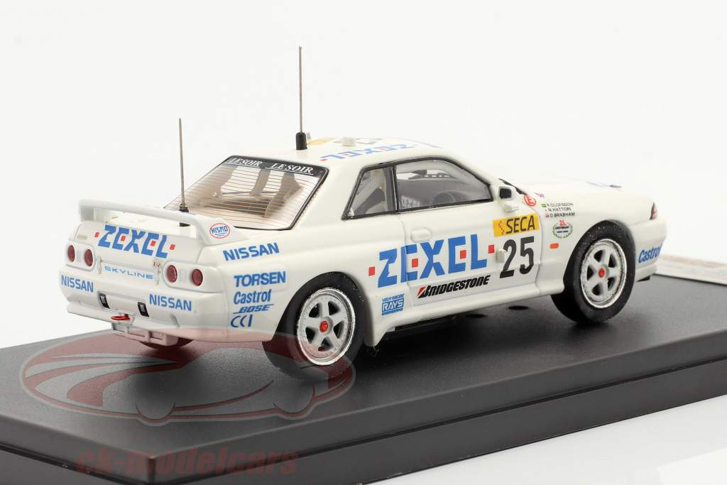 Nissan Skyline GTR #25 Winnaar 24h Spa 1991 1:43 Premium X